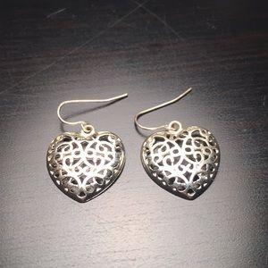 💍3 for $8💍 Heart earrings